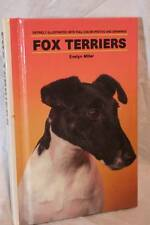 1991 Book ~ Full Color Photos Fox Terriers by Evelyn Miller Dog