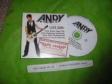 CD Pop Andy Brings - Tut mir leid (2 Song) Promo MCD EM