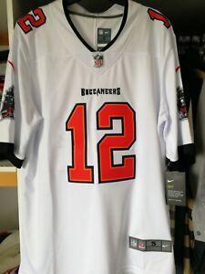 Tampa Bay Buccaneers Jersey Men's Nike NFL Road Jersey - Brady 12 - New