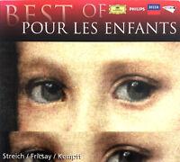Streich / Fricsay / Kempff CD Best Of Pour Les Enfants - France (EX/M)