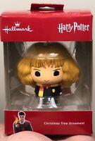 Hallmark Resin Harry Potter Hermione Granger Christmas Ornament 2018 NEW IN BOX