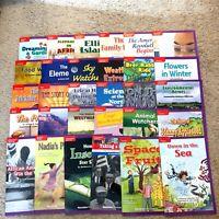 McGraw Hill Reading Wonders 30 ELL Leveled Readers Grade 5 Set Vocabulary ESL