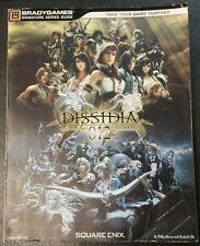 Dissidia 012 [duodecium] Final Fantasy BradyGames Signature Series Guide