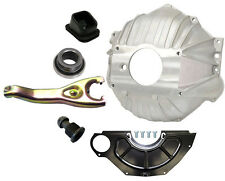 "NEW CHEVY BELLHOUSING KIT,COVER,CLUTCH FORK,THROWOUT BEARING,GM,11"",3899621,OEM"