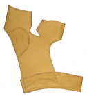 Legacy Leather Bow Hand Glove - New.  Lot - AB-04