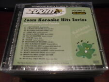 ZOOM KARAOKE HITS SERIES CDZM0011 CONTEMPORARY IRISH CLASSICS VOL 11 CD+G