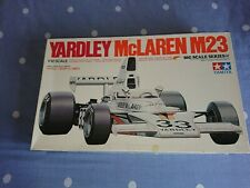 Tamiya 1/12 Yardley McLaren 1975 Brand new from japan VERY RARE 1st EDT model