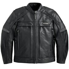 Harley Davidson Men's  FXRG  Waterproof  Leather Jacket. US L. New !