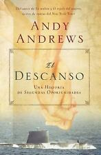 NEW - El descanso: Una historia de segundas oportunidades (Spanish Edition)