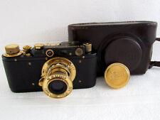 Leica-II(D) KOMMANDO der SCHULEN der LUFTWAFFE WWII Old Russian Camera EXCELLENT