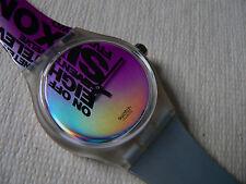 1997 Swatch Watch Musical Funk Master SLK115