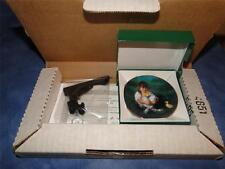 """Lap Of Love"" by Donald Zolan Pemberton & Oakes Miniature Children Plate"