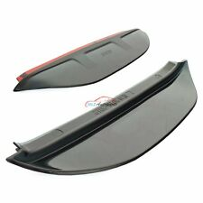 Rearview Mirror Rain Eyebrow Guard Shield For Ford Mondeo Fusion 2013 2014 2015