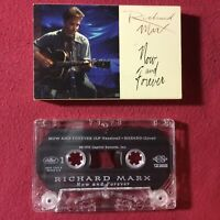 RARE Now and Forever by Richard Marx Cassette Tape 1993 Capitol Records VG #CT48