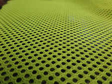 Tela malla de alta Viz Amarillo - - 1 M x 150 Cm Nuevo 20471 Spec UK Made