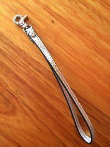 Mimco Silver Wrist Strap BNWOT