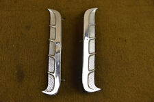 Ford 1964 1965 Mustang Quarter Panel Ornament Pair