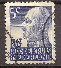 Nederland - 1927 - NVPH 205 - Gebruikt - SM256