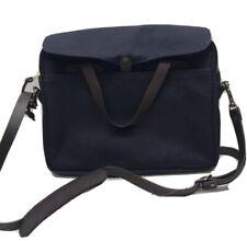 Filson Original Rugged Briefcase - Navy- $325