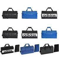 Adidas Mens Womens Tiro Duffle Bag Sports Team Gym Duffel Travel Holdall