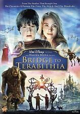 Bridge to Terabithia DVD 2007 Josh Hutcherson Fullscreen