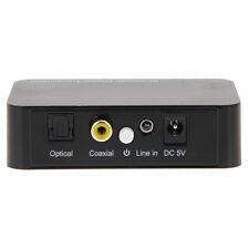 Bluetooth Digital Transmitter Aptx Wireless audio adaptor Coaxial Optica EU