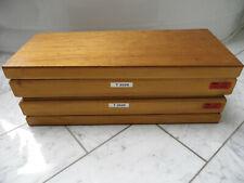 alter GRÖNER Neoprint Stempelkasten große Holzstempel Stempel T 3526 3cm Buchst.