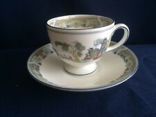 Wedgwood Chinese Legend tea cup & saucer