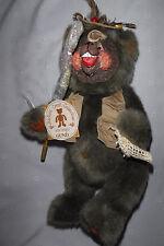 "GUND Barton's Creek Collection FENTON 14"" Fishing Plush Soft Toy Stuffed Animal"