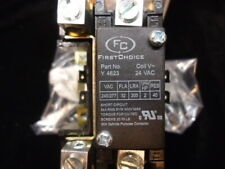 FIRST CHOICE 1 Pole 30 Amp. Contactor 24v~50/60Hz Universal Repair Contactor