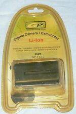 GPI SONY NP-F570 Batterie Battery AKKU CAMERA CAMCORDER Li-Ion   NEUF