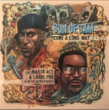 """Son Of Sam – Come A Long Way Ft Masta Ace & Large Pro, NEW 7"""" Vinyl , Limited"""