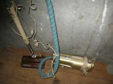 Vintage Electrolux Model L Gold Power Nozzle Canister Vacuum Cleaner