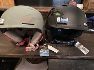Smith helmet set
