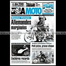 LA VIE DE LA MOTO LVM N°217 VICTORIA AERO BERGMEISTER & SWING AERMOTO-VOLUGRAFO