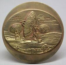 Telegraph & Satellite Company CPRM/ Sintra III Indian Ocean 1983 Bronze Medal