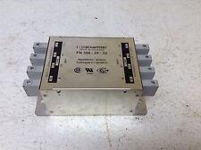 Schaffner FN 356-25-33 RFI Power Line Filter 25 Amp FN356-25-33 FN3562533