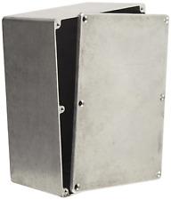 Die Cast Aluminum Enclosure Electronics Project Box Case Metal 65 X 5 X 4 In
