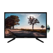 """EMtronics 24"""" Inch LED 720p HD Ready TV Combi with Built-in DVD Player"""