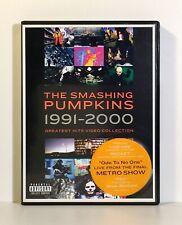 THE SMASHING PUMPKINS - 1991-2000 GREATEST HITS (DVD) EUR - HUT/VIRGIN 2001