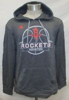 Houston Rockets Men's S, M Pullover Ultimate Climawarm Hoodie NBA adidas
