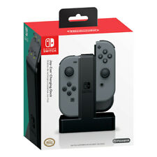 Nintendo Licensed Switch Joy-Con Controller Charging Dock Station Stand Holder