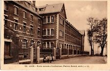 CPA 02 LAON ECOLE NORMALE D'INSTITUTRICES