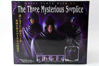 BANDAI Saint Seiya Cloth Myth EX Mysterious Dark Cloth 3 Set Figure
