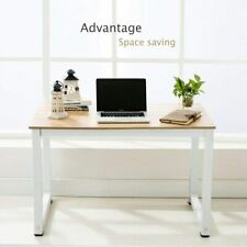 New Office Wood Computer Table Home Study Desk Modern Furniture Workstation USA