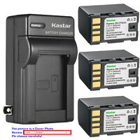 Kastar Battery Wall Charger for JVC BN-VF823 & GZ-MG131 GZ-MG131EK GZ-MG131EX