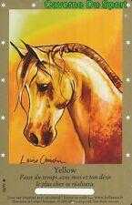 58/97 YELLOW CARTE CARD BELLA SARA COLLECTION 2005 - 2007 - D
