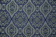 NEW! Sz 18 Jacquard Flock Textured Mini Skirt Illusion panel on back Holiday Sun