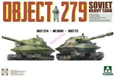 Takom 5005 Soviet Heavy Tank Object 279 Object 279M + NBC Soldier + Object 279