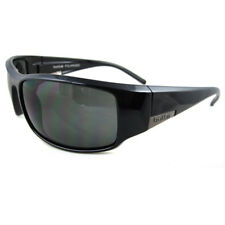 Bolle Sunglasses King 10997 Shiny Black Smoke Grey Polarized